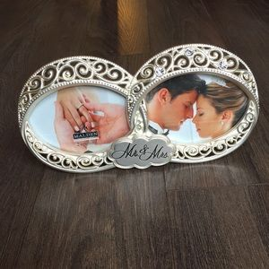 Other - Mr. & Mrs. Wedding Picture Frame